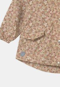 Wheat - ADA TECH UNISEX - Vodotěsná bunda - light pink - 3