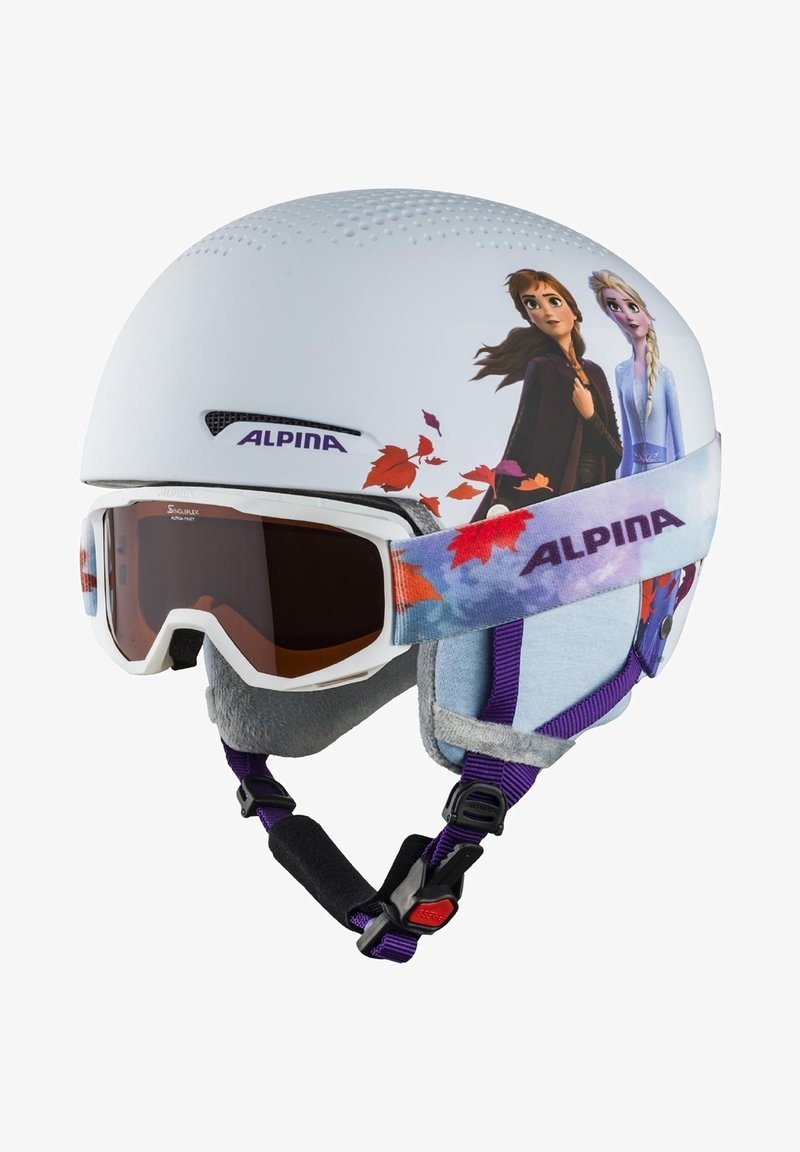Alpina - Helm - frozen ii