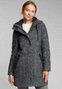 Esprit - Short coat - dark grey - 0
