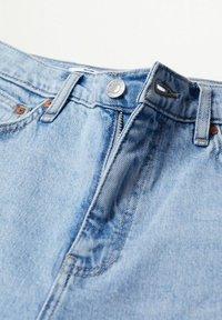 Mango - NEWMOM - Slim fit jeans - lichtblauw - 6