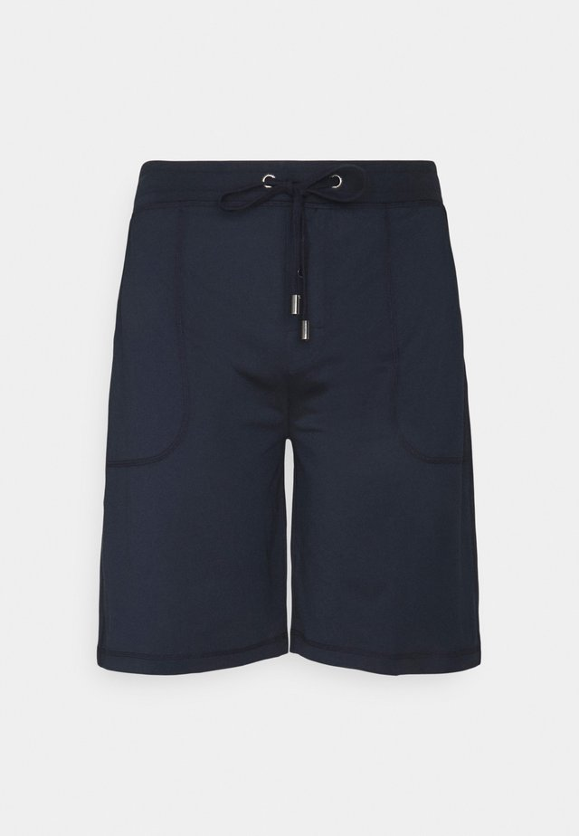 BERMUDAS - Pyjamahousut/-shortsit - dark blue