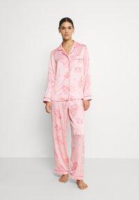 Chelsea Peers - Pyjama set - pink - 0