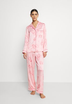 Nattøj sæt - pink