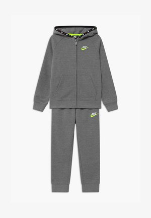 SET UNISEX - Tracksuit - carbon heather