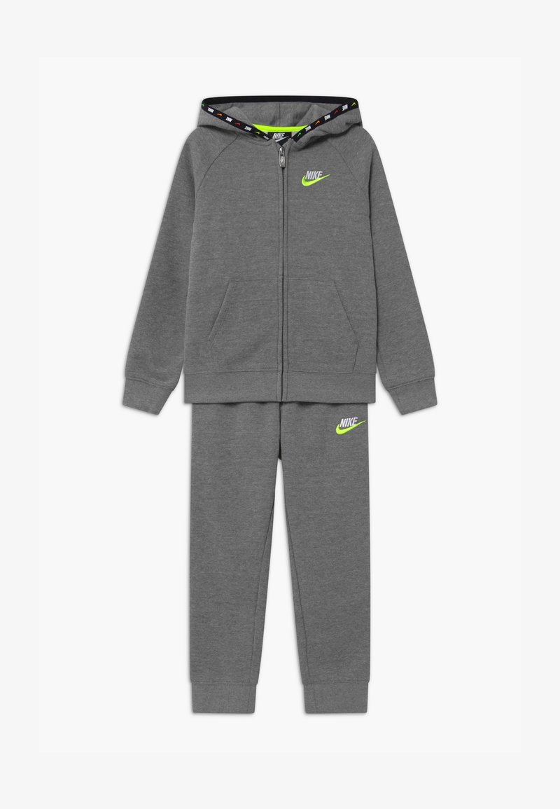 Nike Sportswear - SET UNISEX - Trainingspak - carbon heather