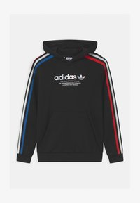 adidas Originals - HOODIE UNISEX - Sweatshirt - black - 0