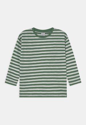 MINI TOP ESSENTIAL UNISEX - Long sleeved top - green