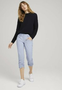 TOM TAILOR - Trousers - thin stripe pants - 1