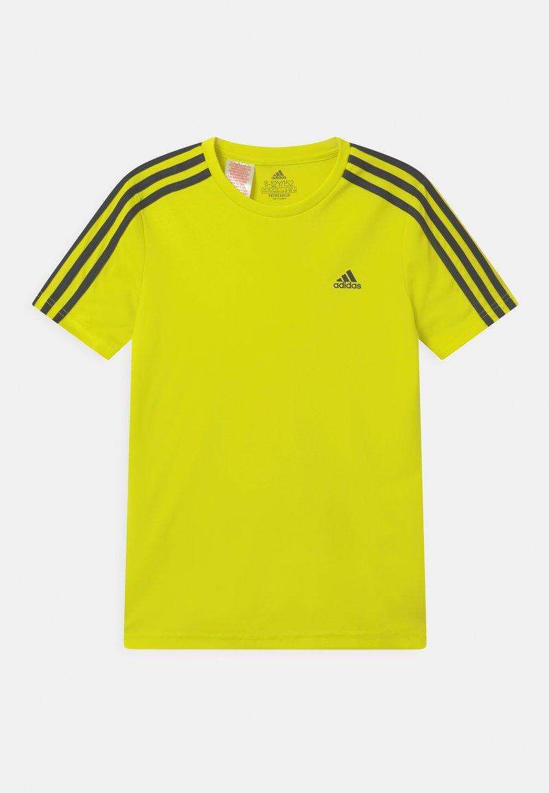 adidas Performance - Print T-shirt - yellow