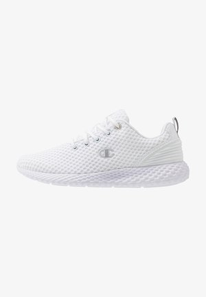 LOW CUT SHOE SPRINT - Obuwie do biegania treningowe - white