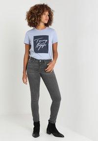 edc by Esprit - Jeans Skinny Fit - grey medium wash - 1