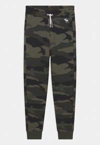 Abercrombie & Fitch - ICON - Pantaloni sportivi - green - 0