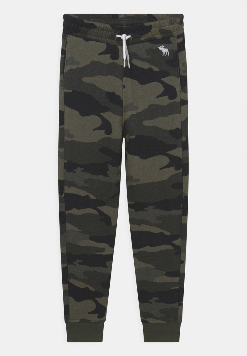 Abercrombie & Fitch - ICON - Pantaloni sportivi - green