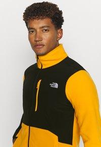 The North Face - GLACIER PRO FULL ZIP - Fleece jacket - sumitgld - 3