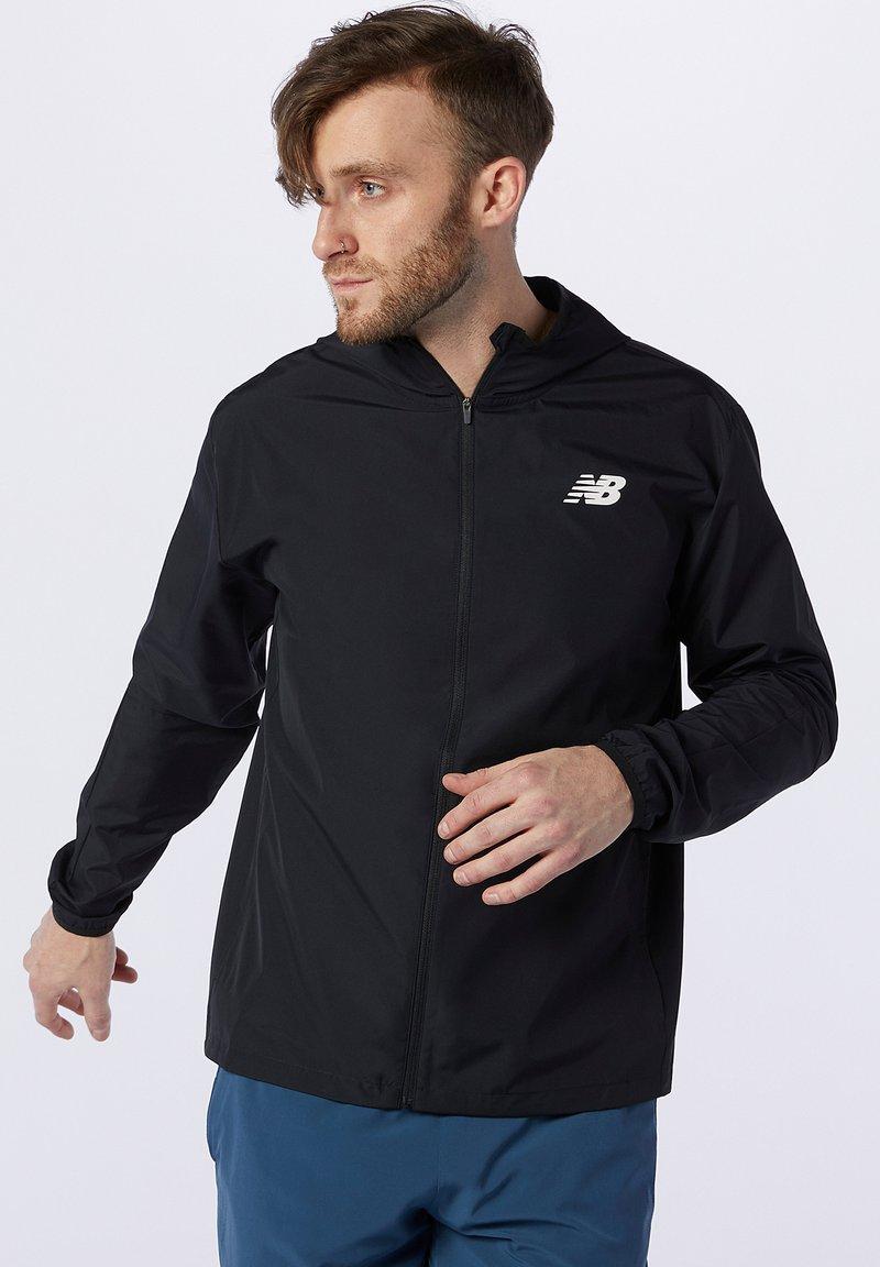 New Balance - Training jacket - black