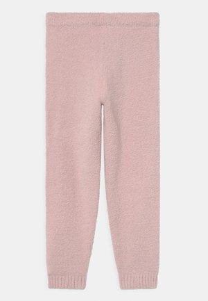 MINI COZY  - Spodnie treningowe - pink