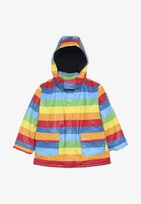 JoJo Maman Bébé - COSY WATERPROOF JACKET - Waterproof jacket - multi-coloured - 3