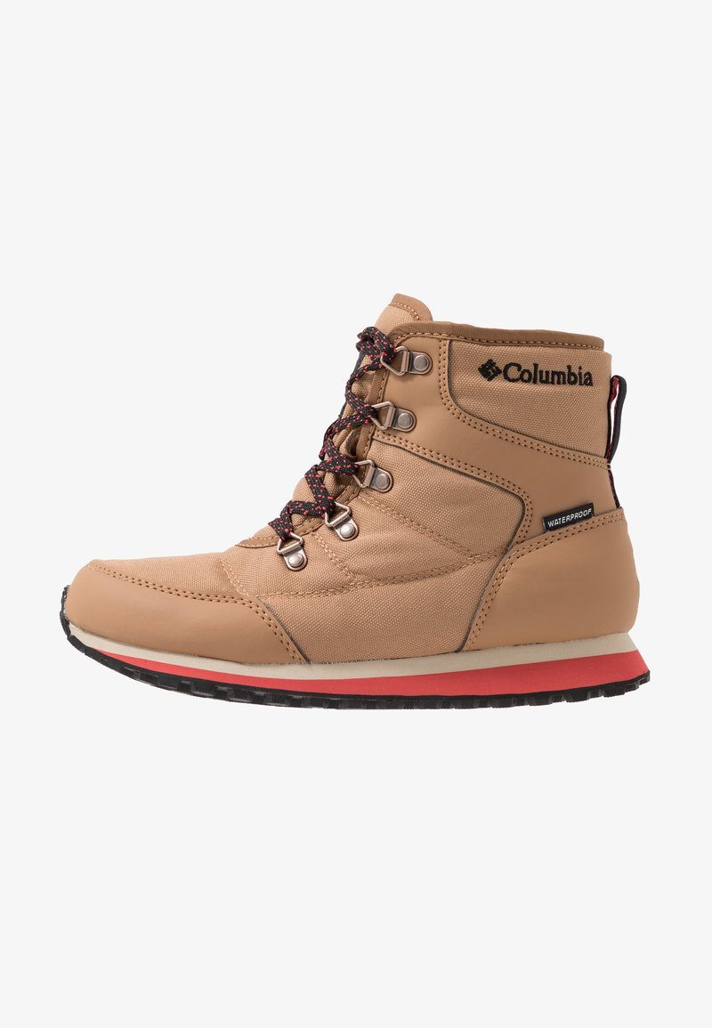 Columbia - WHEATLEIGH SHORTY - Winter boots - daredevil