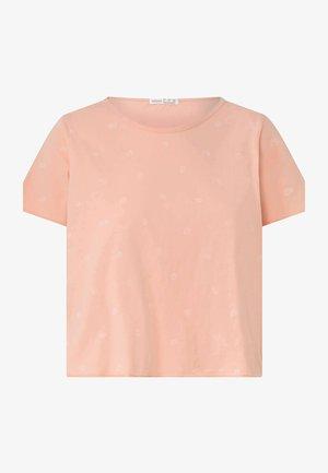 Nachtwäsche Shirt - light pink
