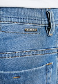 Diesel - THOMMER - Slim fit -farkut - blue denim - 5