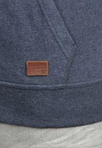 Blend - SPEEDY - Zip-up hoodie - navy - 2