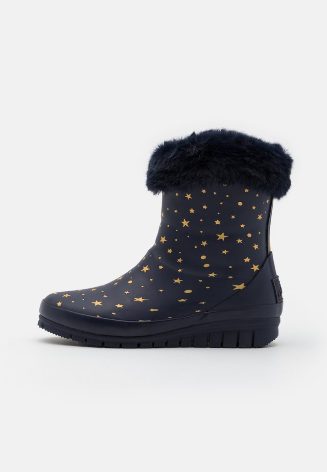 CHILTON - Gummistiefel - dark blue