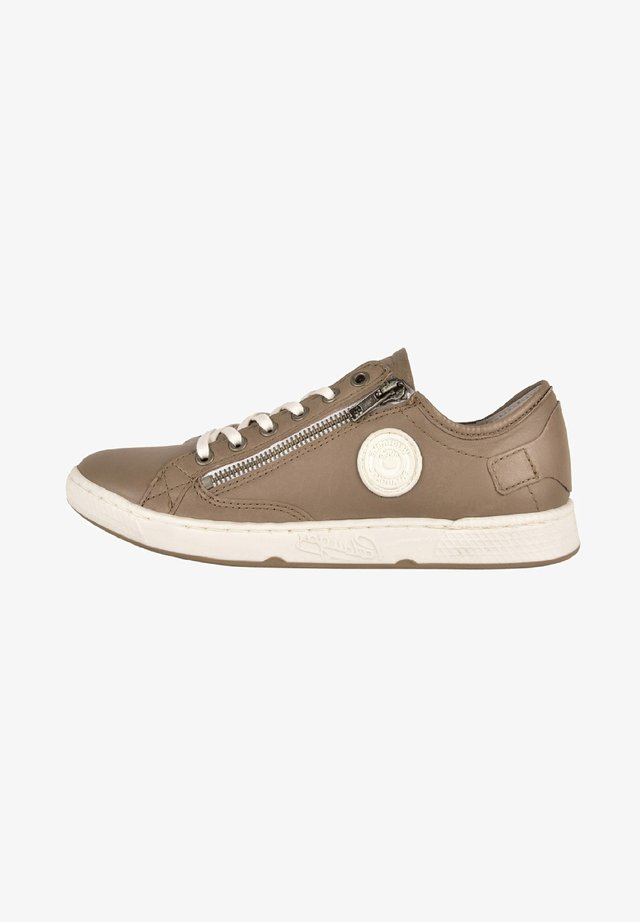 JESTER - Sneakers laag - gray taupe