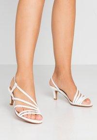 Anna Field - Sandals - white - 0