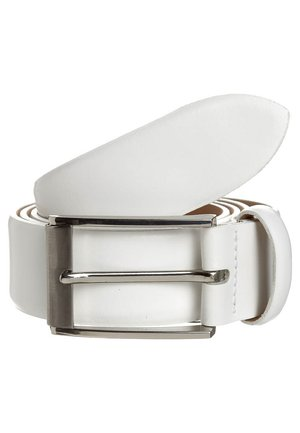 REGULAR - Belt business - white