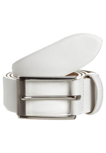 REGULAR - Belt business - white