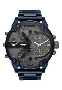 Diesel - Chronograph watch - blue - 0