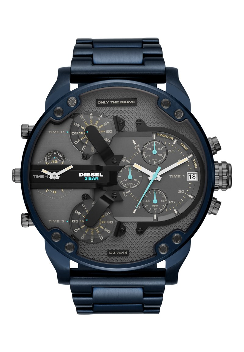 Diesel - Chronograph watch - blue