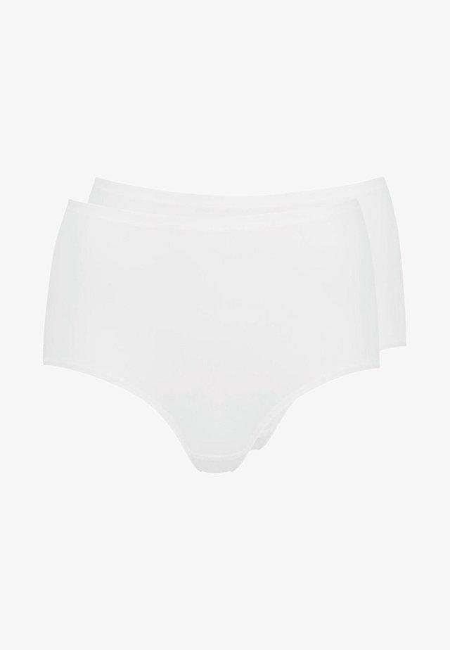 2 PACK - Briefs - white