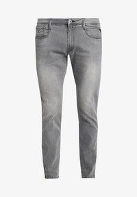Replay - ANBASS - Slim fit jeans - dark grey - 3