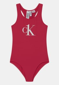 Calvin Klein Swimwear - Costume da bagno - pink heart - 0