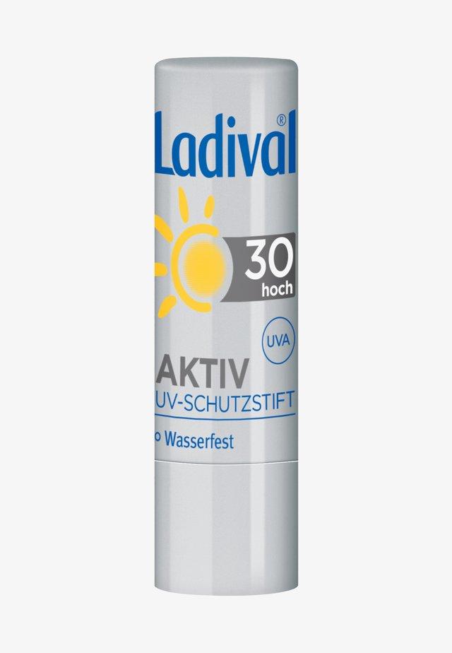 SONNENSCHUTZ AKTIV UV-SCHUTZSTIFT LSF 30 - Sun protection - -