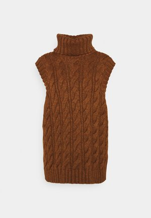 YASCANNA - Print T-shirt - rust