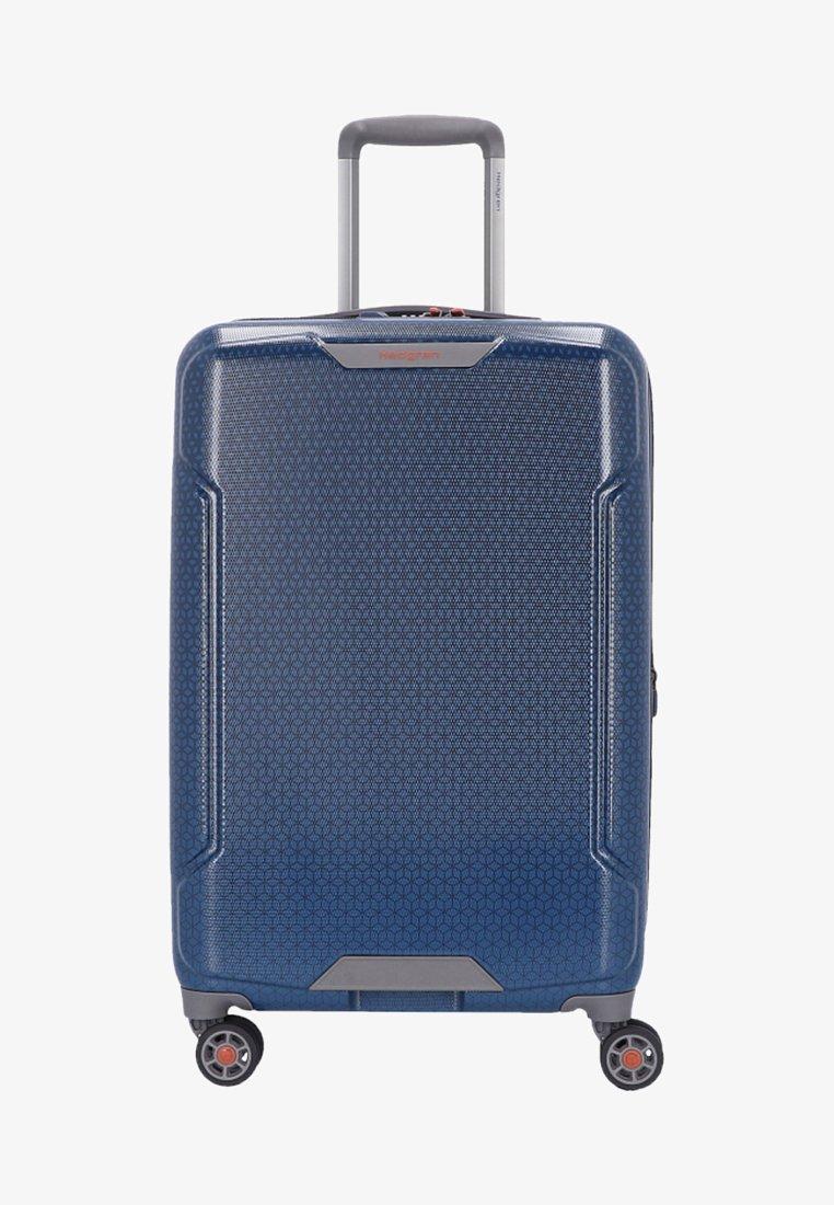 Hedgren - FREESTYLE GLIDE  - Wheeled suitcase - blue