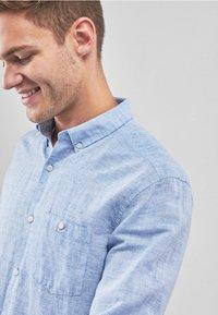 Next - Shirt - blue - 2