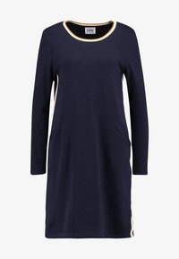RUNDHALS - Day dress - nachtblau orig