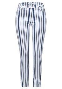 "BRAX - BRAX DAMEN HOSE ""SHAKIRA S"" SKINNY FIT - Trousers - bleu (50) - 0"