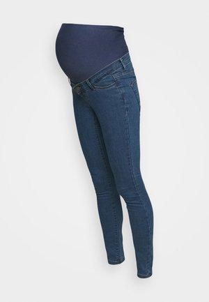 VMMJUDY JEGGING - Jeans Skinny - medium blue denim