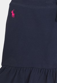 Polo Ralph Lauren - SCOOTER BOTTOMS SKIRT - Minisukně - french navy/hint of pink - 2