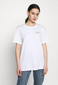 YOURTURN - T-shirt print - white - 3