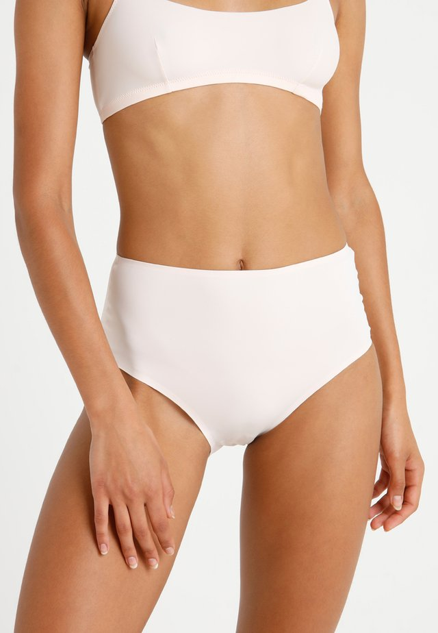 HIGH WAIST BRIEF - Shorty - rosequartz