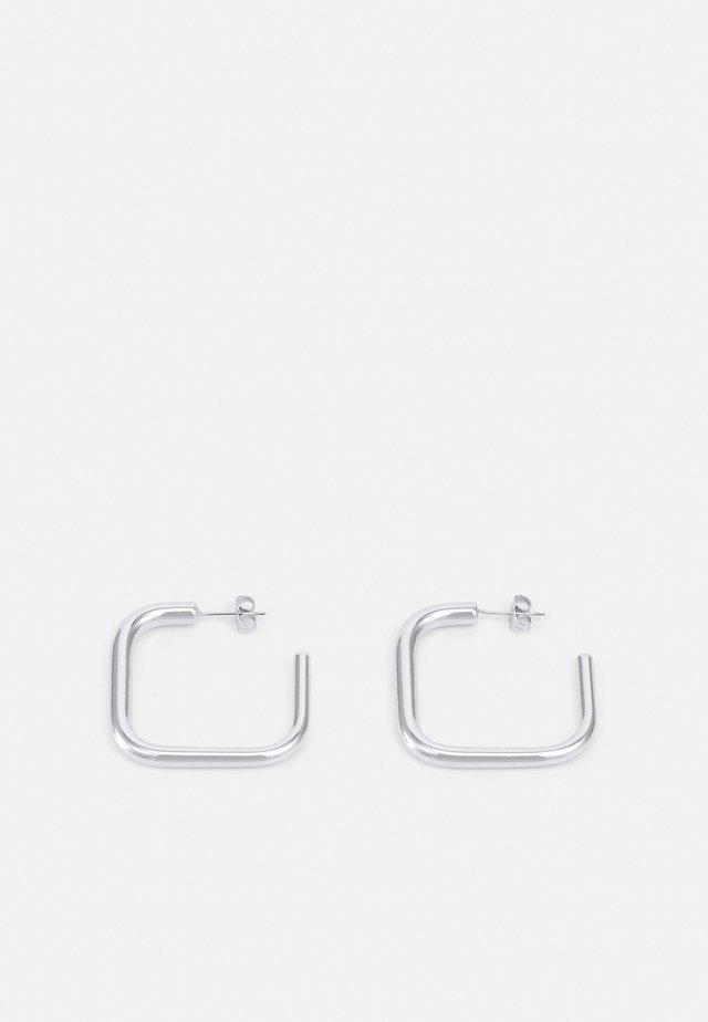 EARRING - Orecchini - silver-coloured