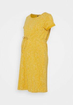 DRESS PEBBLES - Sukienka z dżerseju - tinsel