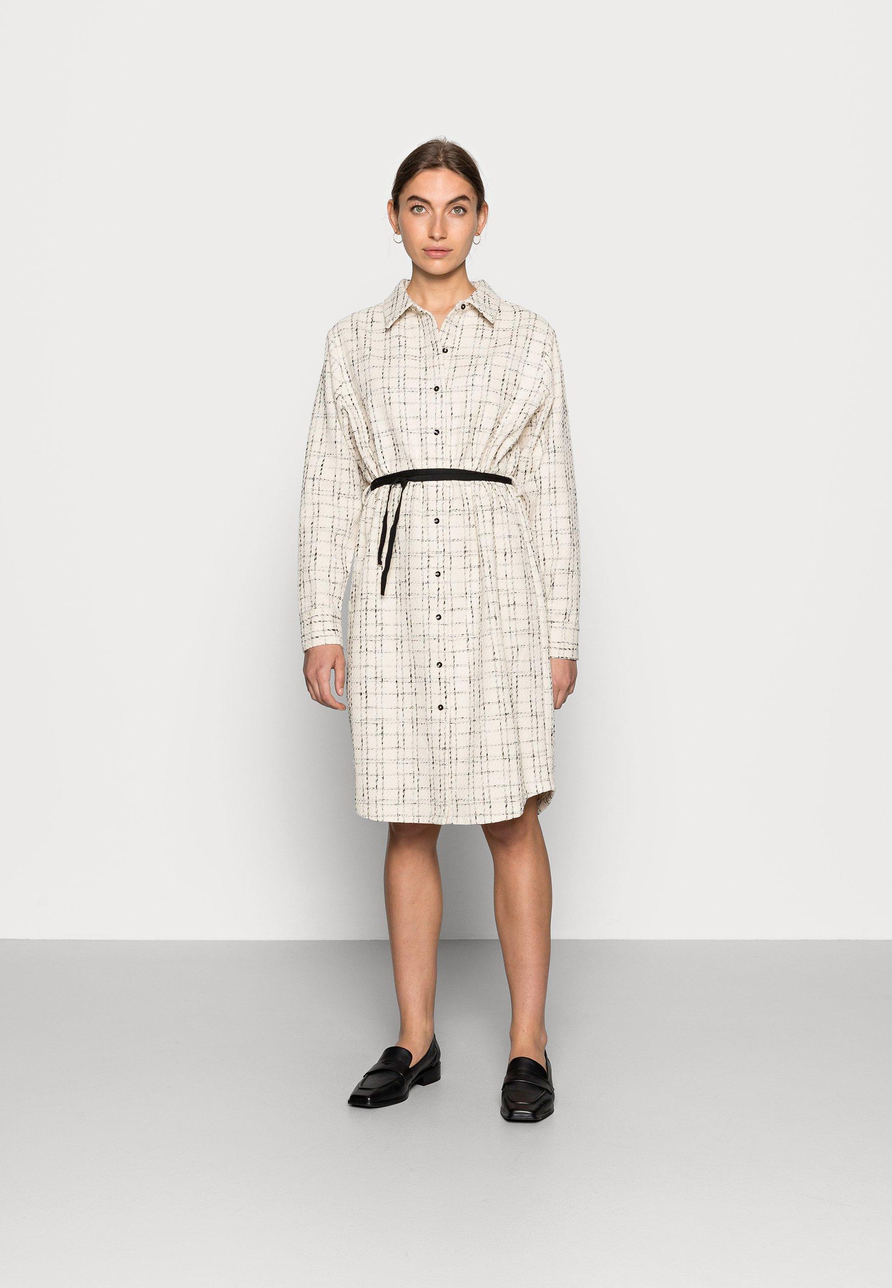 Mujer CAPERCI DRESS - Vestido camisero