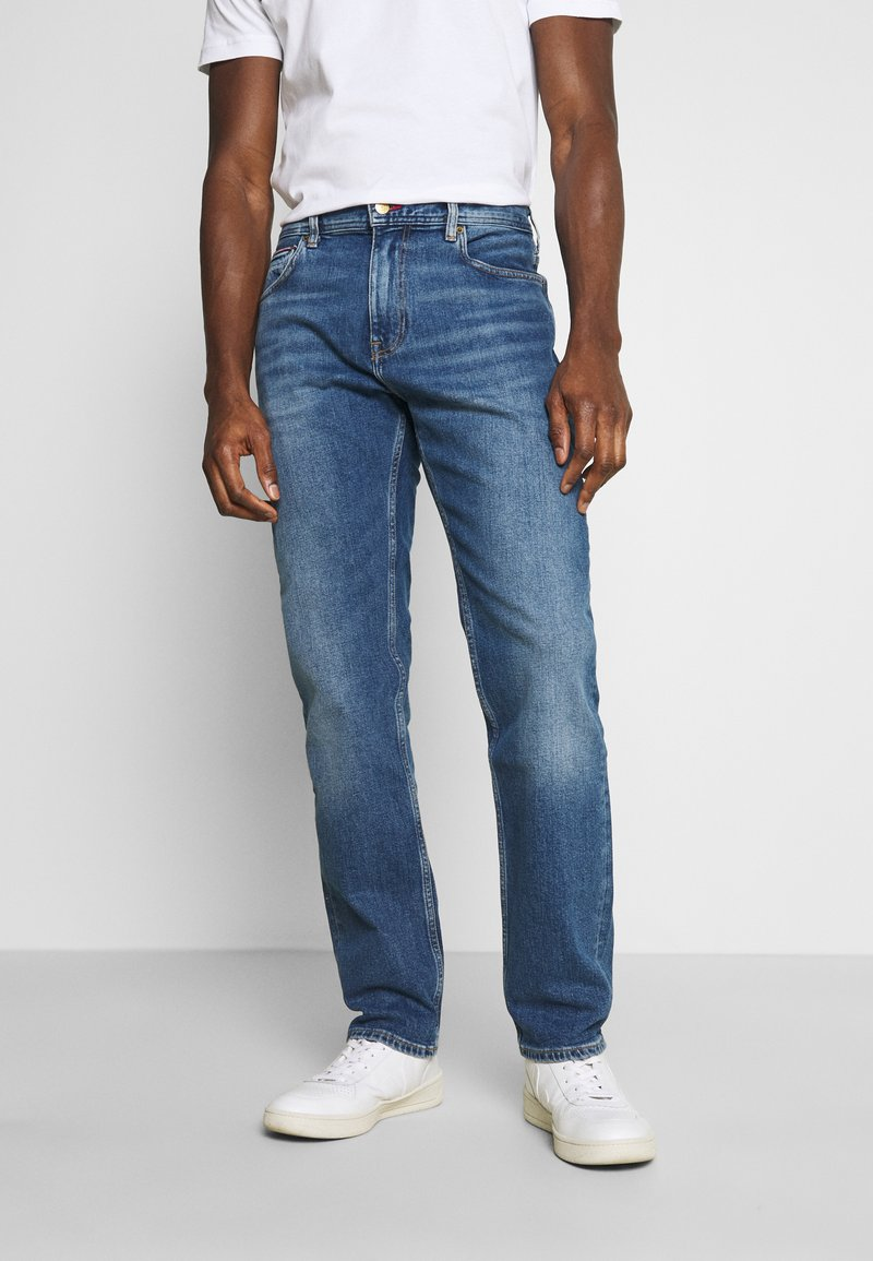 Tommy Hilfiger - CORE MERCER REGULAR  - Straight leg jeans - boston indigo