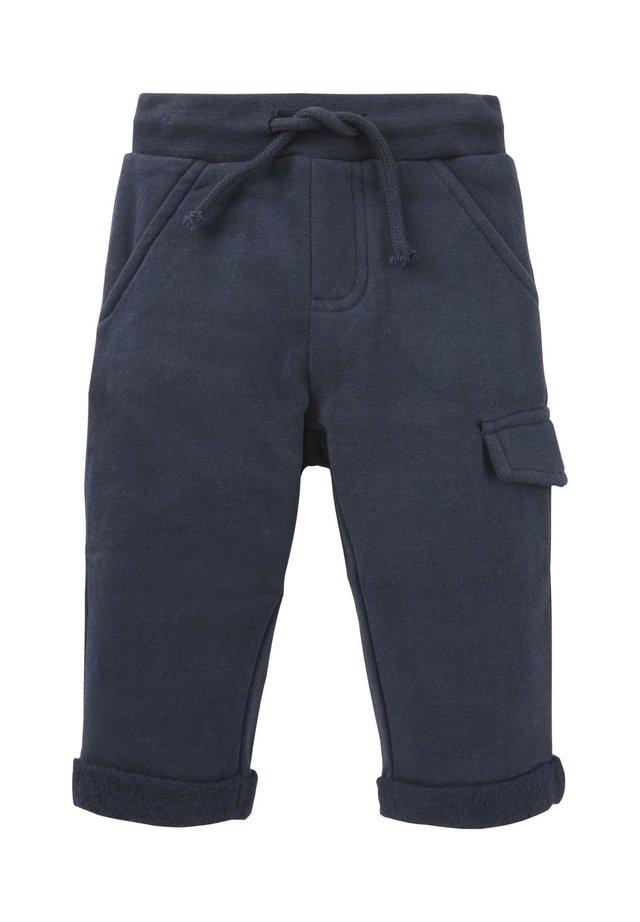Pantalones deportivos - navy blazer blue